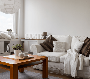 Home Decor Tips for People Who Can't Decorate Living Room Image