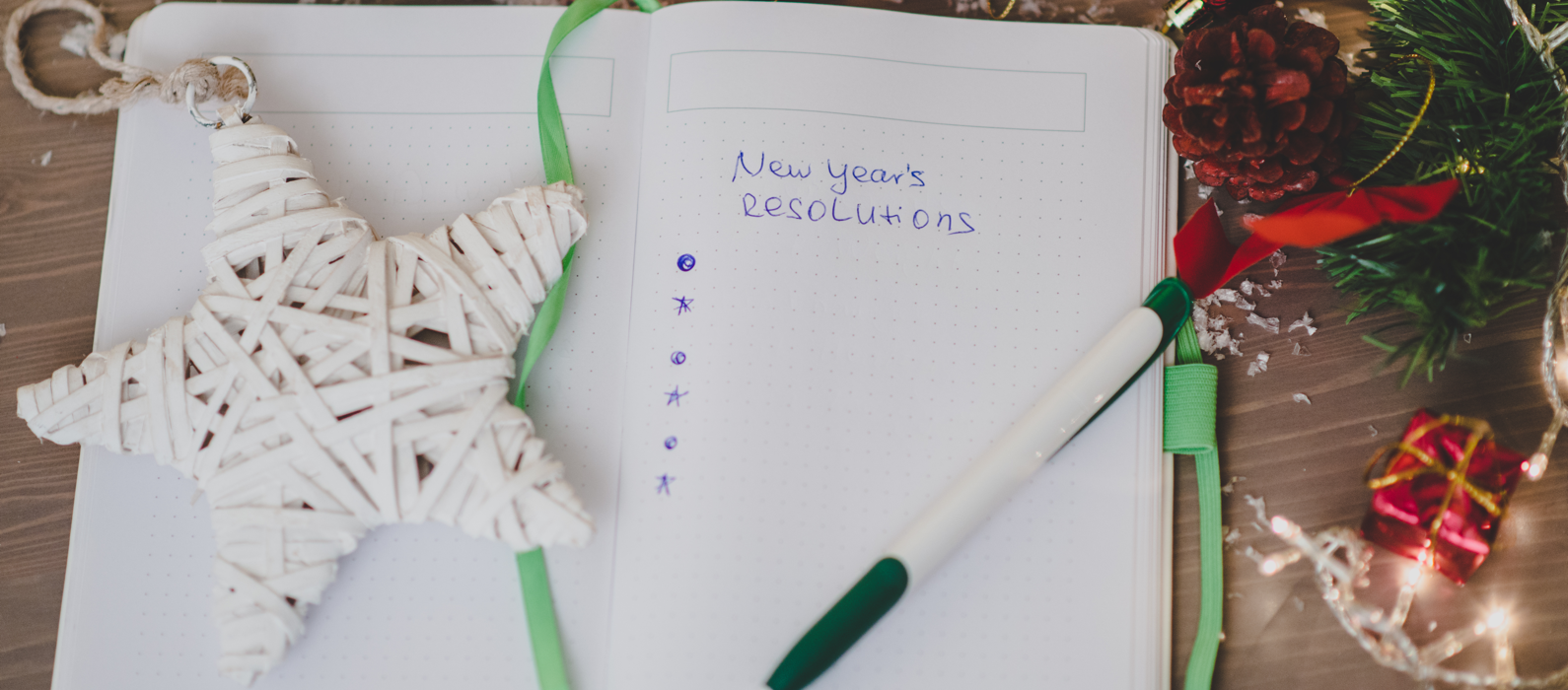 New Year's Resolutions You'll Actually Keep Featured Image