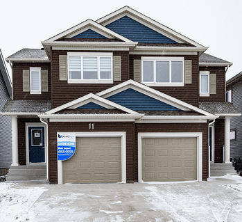 5 Reasons to Buy a New Home in the Winter Duplex Showhome Image