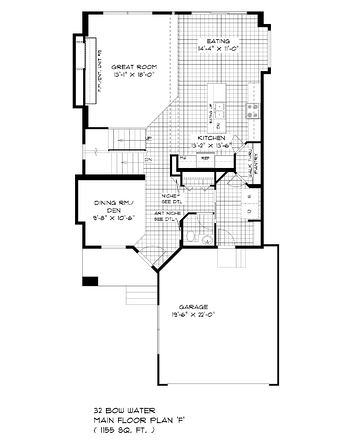 How to Find the Right Floor Plan as a First-Time Home Buyer Floor Plan Image