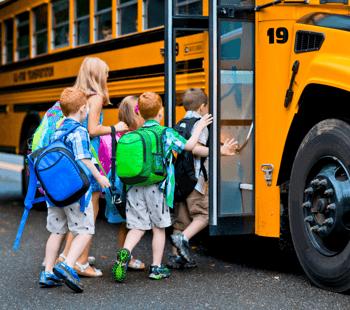 Necessary Amenities You Should Have in Your New Neighbourhood School Bus Image