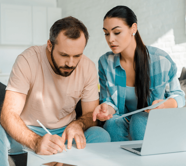 Is Renting or Buying a Better Option for You? Couple Image