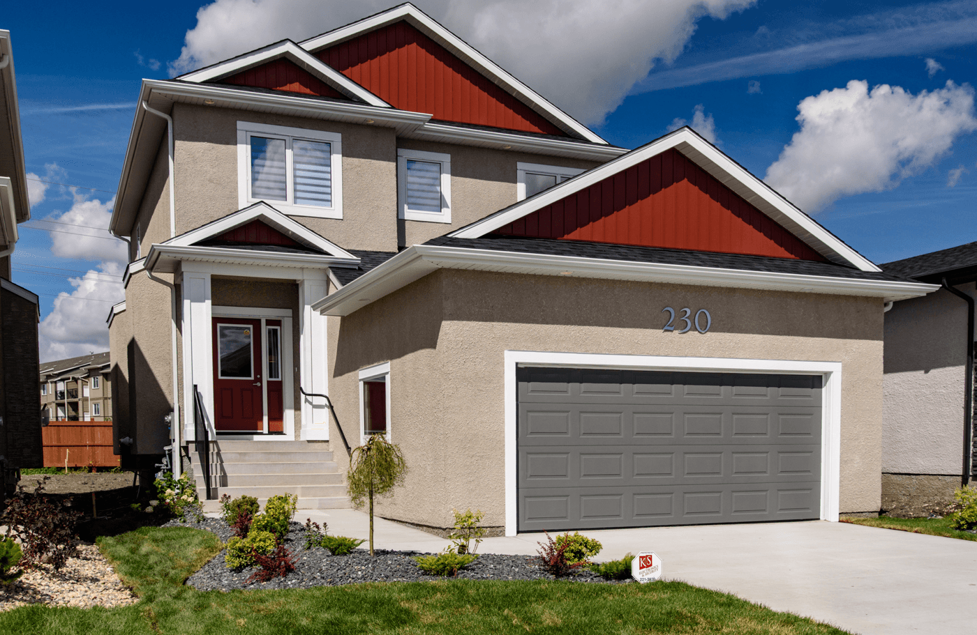Your guide to exterior options in new home builds for New home options